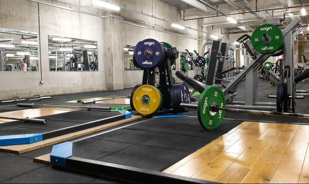 Optimum Performance Maidstone Core The Gym
