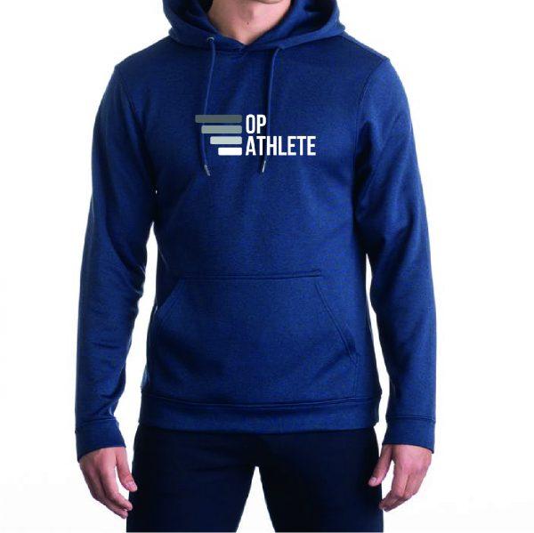OP performance hoodie navy sports